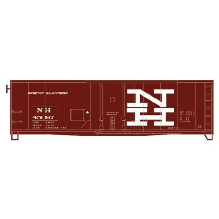 N RTR 40' Plug Door Box, NH #45097 - Buy N RTR 40' Plug Door Box, NH #45097 - Purchase N RTR 40' Plug Door Box, NH #45097 (Atlas Model Railroad, Toys & Games,Categories,Play Vehicles,Trains & Railway Sets)