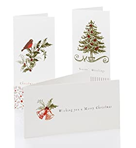 20 Christmas Icons Christmas Multipack Cards