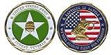 U.S. Army Combat Veteran Challenge Coin