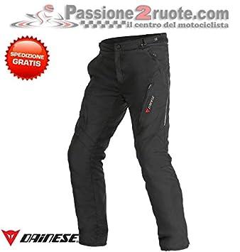 Dainese 2674573_631_44 Tempest Lady D-Dry Pantalon, Noir, 44 cm