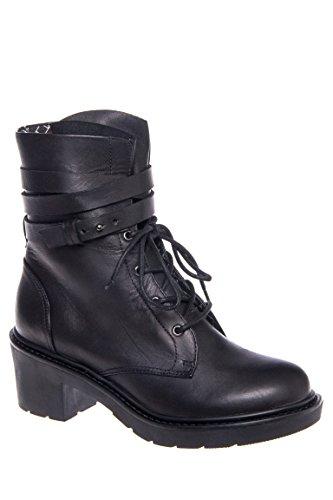 Cheriss Low Heel Boot