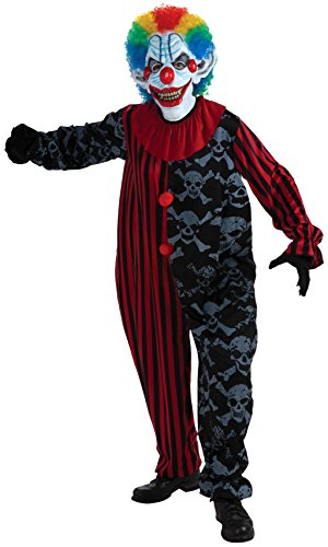 Forum Novelties Men's Creepo The Clown Costume