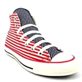 Converse Chuck Taylor Spec Hi Shoes 122177 Red/White UK 12
