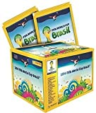 2014 Panini FIFA World Cup Soccer Sticker Box (50 Packs, 7 stickers per pack)