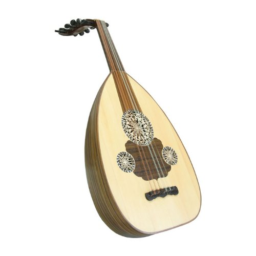 Mid-East Oud, Egyptian Teak with Gig Bag
