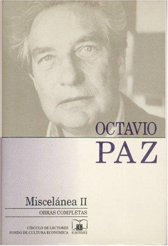 Obras completas, 14. Miscelánea II (Spanish Edition)