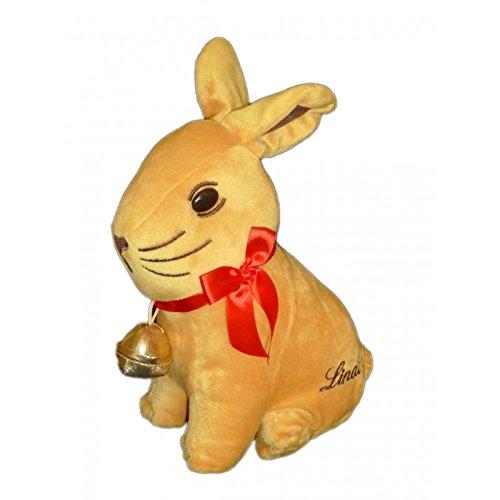 doudou-peluche-lapin-lindt-noeud-rouge-poche-fermeture-grelot-clochette-doree-25-cm