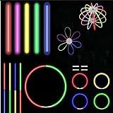Alta calidad LED luz intermitente juguete de la novedad del palillo del resplandor de Celebración Fiestas