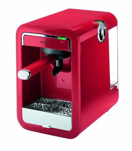 Guzzini Single Shot Espresso Machine, Red