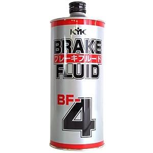 古河薬品工業(KYK) ブレーキフルードBF-4 1L [HTRC3]