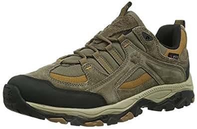 Jack Wolfskin  GOOD FELLOW MEN, Chaussures de randonnée homme - Marron - Braun (clay), 50 EU