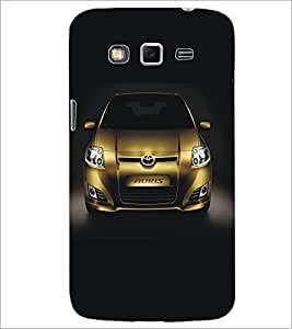 SAMSUNG GALAXY GRAND 2 CAR Designer Back Cover Case By PRINTSWAG