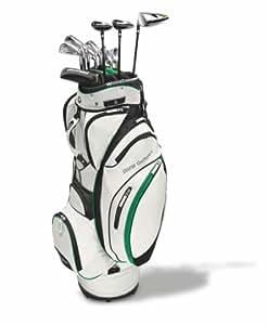 Bmw Genuine Golfsport Collection Golf Clubs Cart Bag White