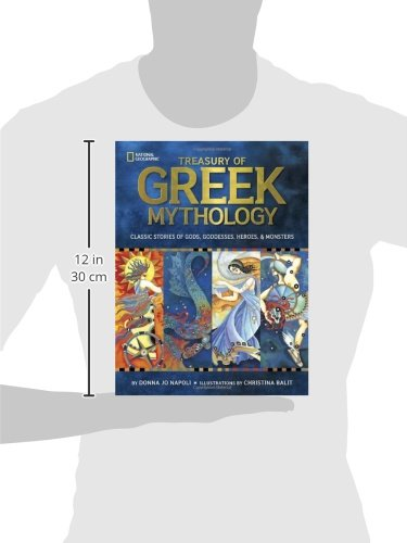 an examination of the gods and goddess in the greek myths