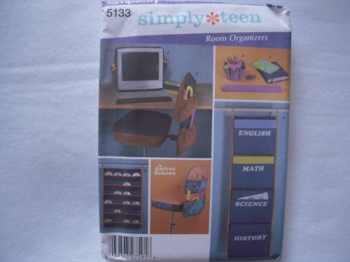 Simply Teen Room Organizer Pattern #5133