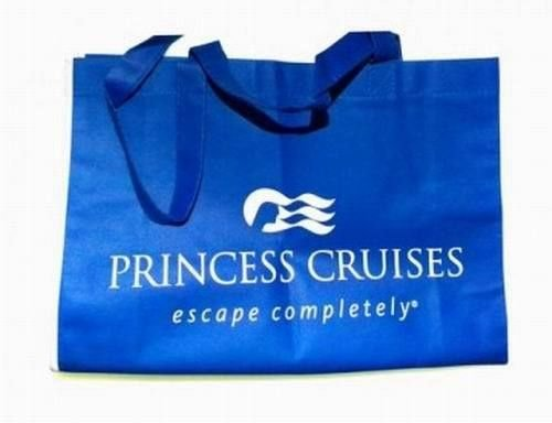 lot-of-24-pieces-princess-cruises-jute-canvas-tote-bags-with-handles