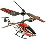 Fun2Get YD-618 - Minihelicóptero por control remoto en color rojo