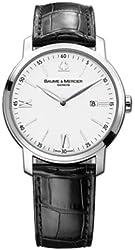 Baume & Mercier Classima Executives Mens L Watch 8485