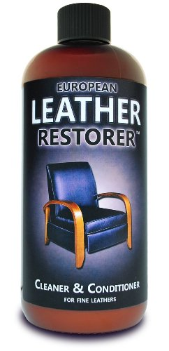 how to deep clean leather couch