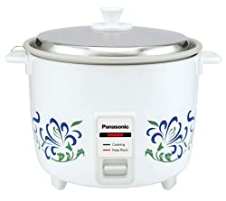Panasonic SR-WA10H(E) 2.7-Litre 450-Watt Automatic Rice Cooker
