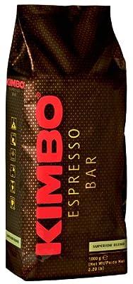 Kimbo Superior Blend Whole Beans 2.2lb/1kg