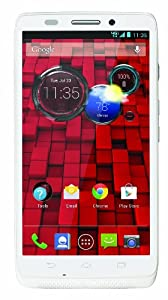 Motorola DROID ULTRA, White (Verizon Wireless)