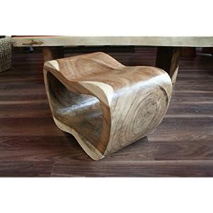 designer sitzhocker hocker holzhocker suar stuhl holz massiv handarbeit neu top. Black Bedroom Furniture Sets. Home Design Ideas