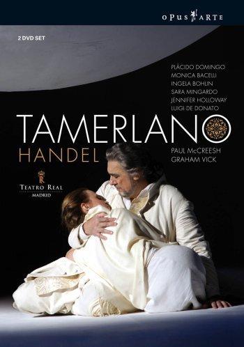 Händel - Tamerlano [2 DVDs]