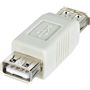 Adattatore USB A/A Femmina/Femmina