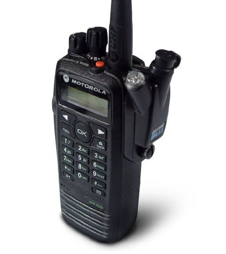 Pryme Bt-583 Trbo Apx Motorola Headset Bluetooth Adapter