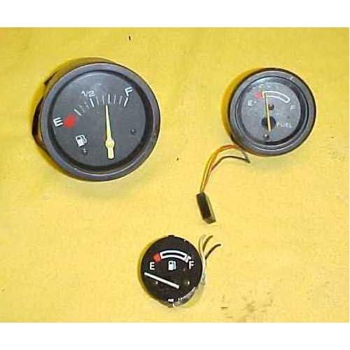 1985 Honda CMX 250 Rebel Fuel Gas Gauge