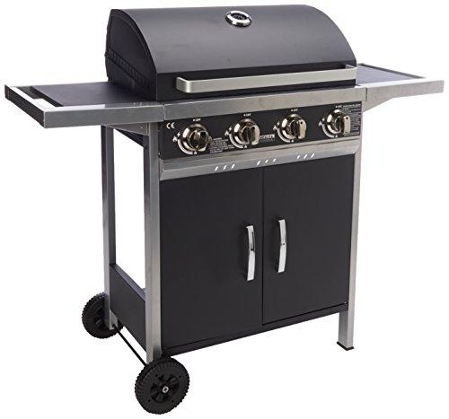 Sealey BBQ08 Gas BBQ 4 Burner