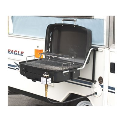 RV Mounted BBQ Motorhome Gas Grill BBQ Trailer Side Mount Barbeque Grill (Aussie Camper Grill compare prices)