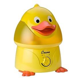 Crane Cool Mist Humidifier, Duck