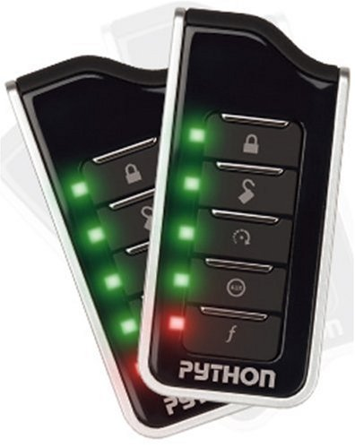 Python 580 Responder Remote Start/Keyless Entry System