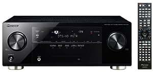Pioneer VSX-1021-K 7.1 AV-Receiver (Apple AirPlay , DLNA 1.5 Streaming-Client, HDMI, USB) schwarz