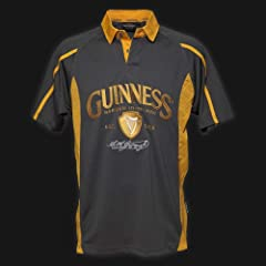 GUINNESS GRAY MUSTARD PERFORMANCE JERSEY