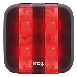 Knog GT Blinder 4 LED USB Rechargeable Rear Light 4 LED Black