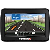 "Tomtom Via 1400M 4.3"" Screen With Lifetime Maps"