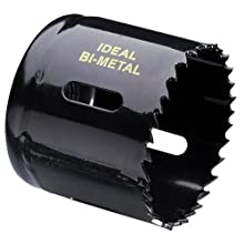 "Ideal Industries Ironman Bi-metal Hole Saws, 3/4"" Diameter"