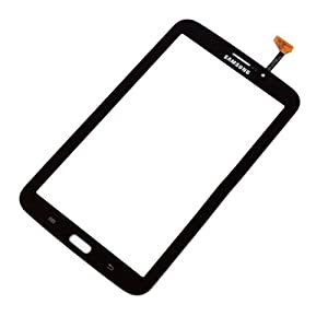 Samsung Galaxy TAB 3 SM-T211 SM-T210 7.0 Touch Glass Lens Digitizer Screen Replacement (With Speaker Hole, Black color)