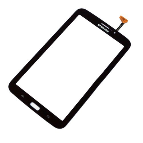 Samsung Galaxy TAB 3 SM-T211 SM-T210 7.0 Touch Glass Lens Digitizer Screen Replacement (T210 WiFi Ver. No Speaker Hole, White Color)