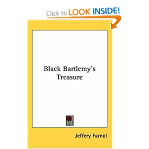 Black Bartlemy's Treasure - Jeffrey Farnol