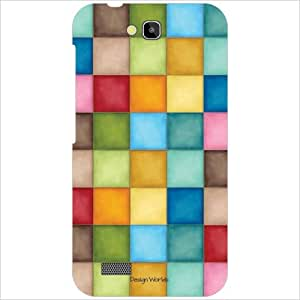 Design Worlds Back Case Cover For Honor Holly Hol-U19