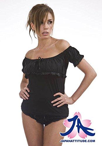 Burleska -  T-shirt - Donna nero Large / X-Large