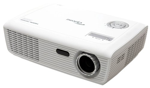 Optoma HD66 2500ANSI Lumens 4000:1 3D-Ready DLP Home Theater Projector