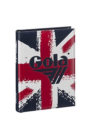 Gola 54888 Diario, 12 Mesi, Union Jack