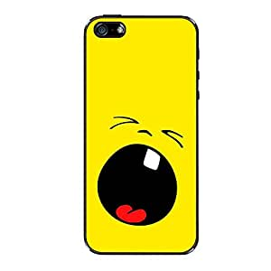 Vibhar printed case back cover for Apple iPhone 6s Plus SleepyEmoticon