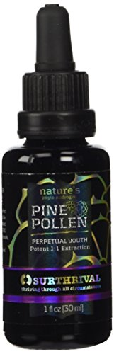 Pine Pollen Gold Formula 30 mL