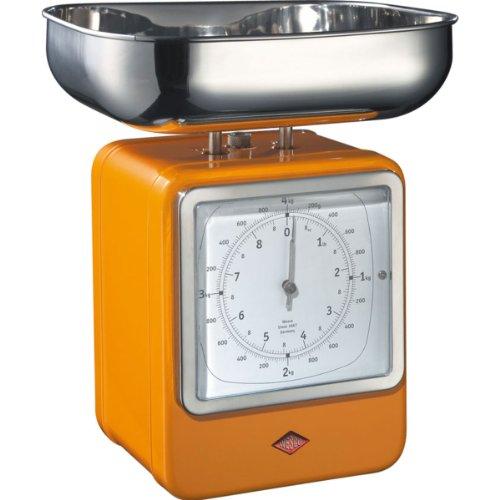 Wesco 322 204-25 Balance de cuisine (Orange)